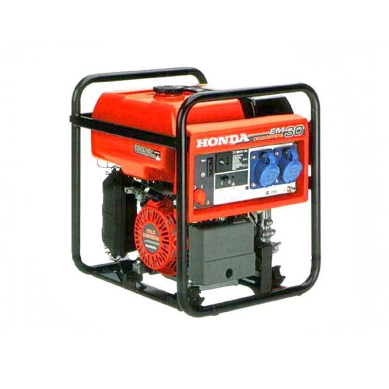 Generatore corrente honda em30 inverter elettrogeno for Generatore di corrente honda usato