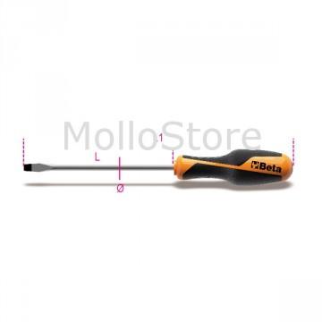 Giravite per Viti a Testa con Intaglio 0,6x3,5x100 mm - BETA 1260 - 012600021