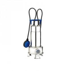 Elettropompa sommersa monofase HP 0,75 EBARA RIGHT 75 MA - Portata 18 m3/h