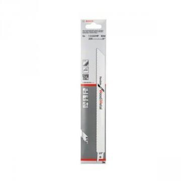 Lama per Legno e Metallo per Sega universale S 1122 HF conf. 5 pezzi - BOSCH 2608656021