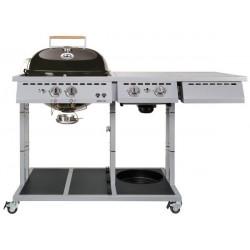 """Barbecue sferico a Gas con 2 Bruciatori Cubic Line - OUTDOORCHEF """"VENEZIA 570 G"""" - 18.127.67"""