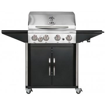 """Barbecue a Gas con 4 bruciatori Australian Line - OUTDOORCHEF """"AUCKLAND 4+G"""" - 18.131.30"""