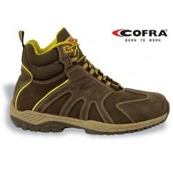 Scarpa antinfortunistica da lavoro COFRA - LIFT S3 SRC - taglie 40 - 46