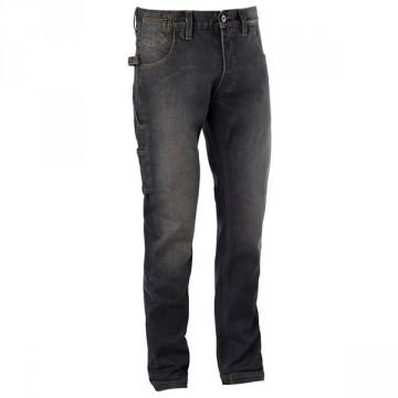 Pantalone Jeans Passante con portamartello DIADORA UTILITY - JEANS STONE Grigio - 159590 75003