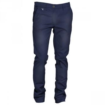 Pantalone Chino Elasticizzato DIADORA UTILITY - COOL Colore Blu Touareg - 160304 60052