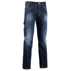 Pantalone Jeans STONE Blu - DIADORA UTILITY