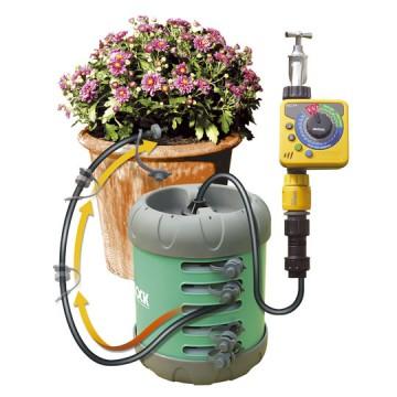 Kit Microirrigazione AQUAPOD 5 vasi con centralina - HOZELOCK G09760000