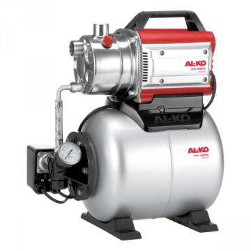 Autoclave AL-KO HW 3500 Inox Classic - 850 W - 3400 lt/ora - Prevalenza 38 m - 112848
