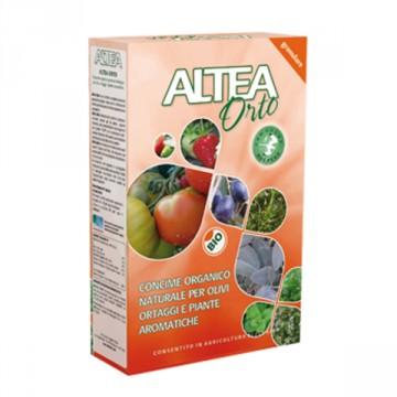 Concime Organico Granulare per Olivi, Ortaggi e Piante Aromatiche conf. 1,5 kg - ALTEA ORTO