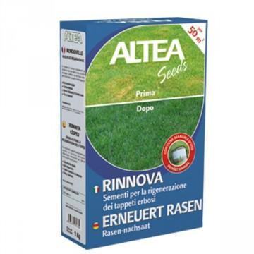 Sementi per la Rigenerazione dei tappeti Erbosi conf. 1 Kg - ALTEA RINNOVA