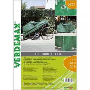 Telo sagomato con occhielli per biciclette - VERDEMAX 6851