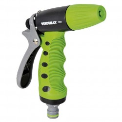 Pistola a spruzzo regolabile impugnatura ergonomica - VERDEMAX 9506