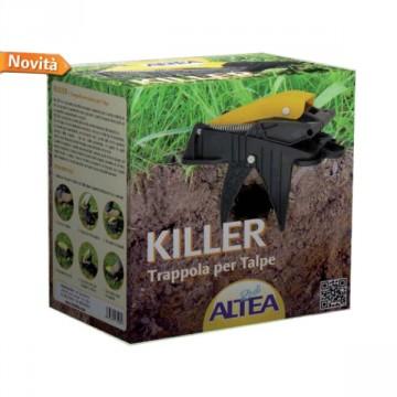 Trappola Meccanica per Talpe e Arvicole - ALTEA KILLER