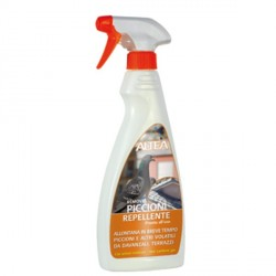 Repellente e Disabituante nei confronti di piccioni conf. 500ml - REMOVE PICCIONI