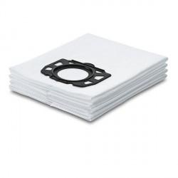Sacchetto filtro non tessuto da 4 pezzi per MV4, MV5, MV6 - KARCHER 28630060