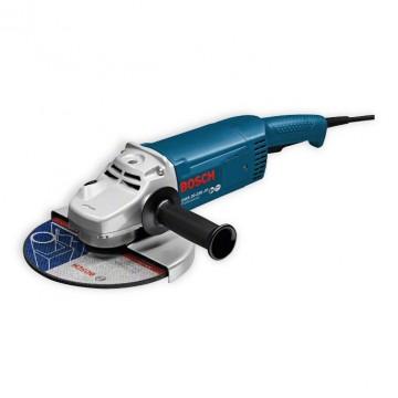 Smerigliatrice Angolare Flessibile 2.200 W - Bosch GWS 22-230 JH Professional - Diametro Disco 230 mm - 0601882M03