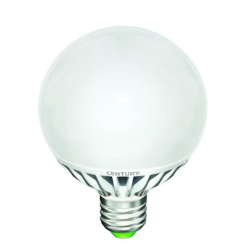 Lampada century globo led dimmerabile 18 w 110 w for Lampada globo
