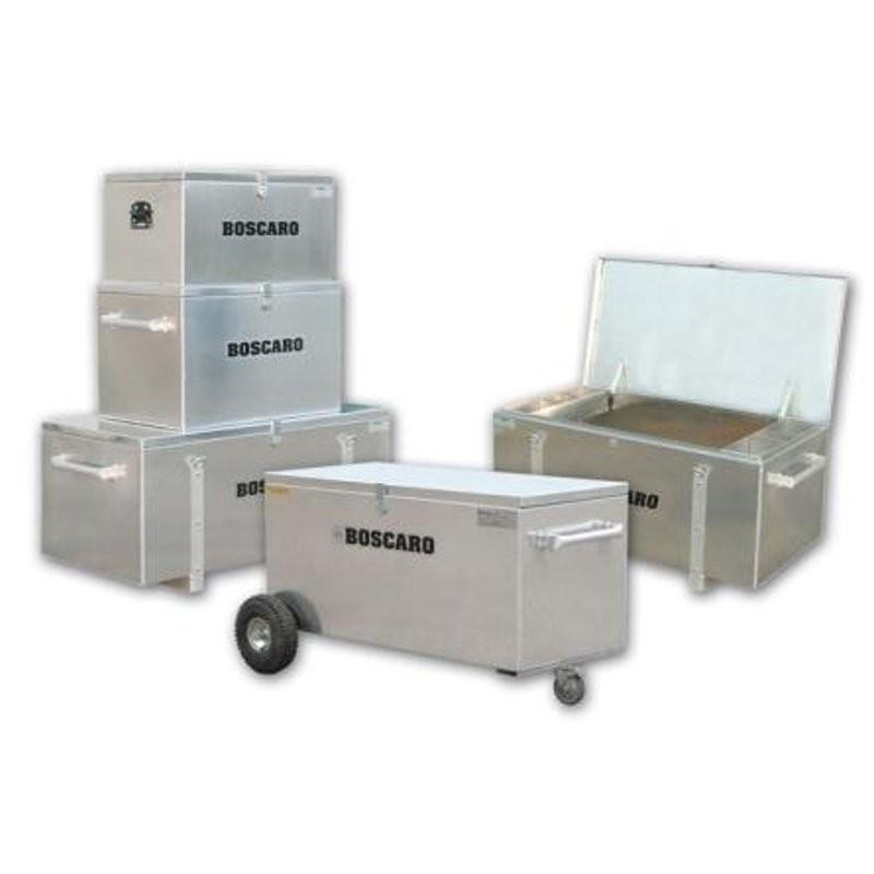 Cassone porta attrezzi in alluminio dim 700x1900xh500 for Oscar utensili