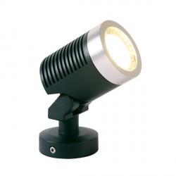 Proiettore Spot Arcus Nero - Lampadina LED / Alogena - GARDEN LIGHTS GL3139011