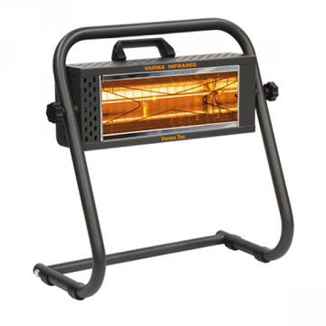 Riscaldatore ad infrarossi per ambienti 1500W 11 MQ - VARMA FIRE3 - STAR PROGETTI V400F3