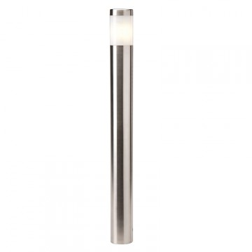 Paletto LED Atila Inox - LED bianco caldo 2W - GARDEN LIGHTS GL4025601