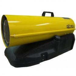 Generatore Mobile d'aria Calda OKLIMA SD70 a Combustione Diretta - OKLIMA 02SD121