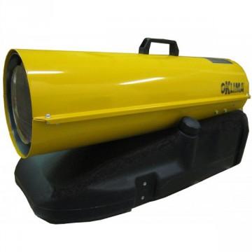 "Generatore Mobile d'aria Calda OKLIMA ""SD70"" a Combustione Diretta"