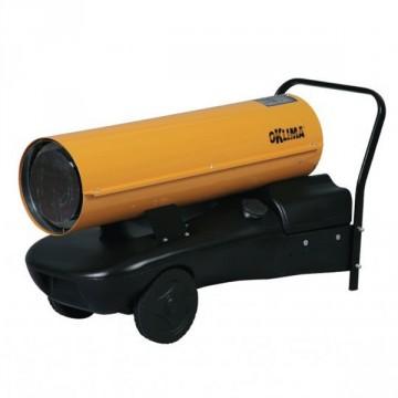 "Generatore Mobile d'aria Calda OKLIMA ""SD130"" a Combustione Diretta"