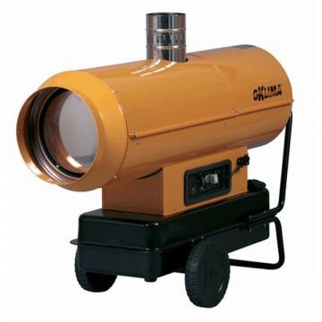 "Generatore Mobile d'aria Calda OKLIMA ""SE200"" a Combustione Indiretta"