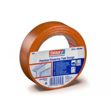 Nastro premium TESA 4843 in PVC per Intonaci 33x50