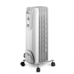 Radiatore Elettrico 5 Elementi max 1000 watt DE LONGHI HOR KH770510M