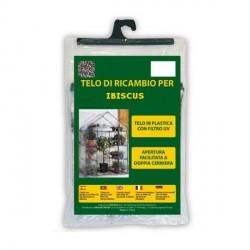 Telo ricambio per serra Ibiscus - VERDEMAX 2517