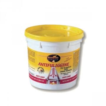 Antifuliggine per pulizia canne fumarie barattolo 500 gr - BEST FIRE