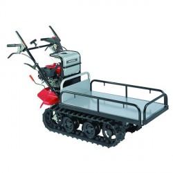 Motocarriola a cingoli HONDA HP350 CE 1 - Portata 350 kg - Motore Honda GXV 160 4 tempi OHV
