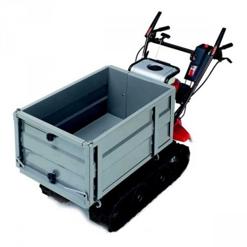 Motocarriola a cingoli HONDA HP350 MULTI - Portata 350 kg - Motore Honda GXV 160 4 tempi OHV