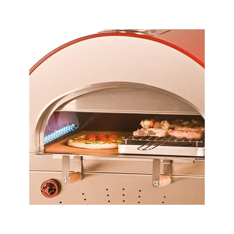 Forno a gas per pizza forno per pizza a gas kemper su for Forno per pizza a gas