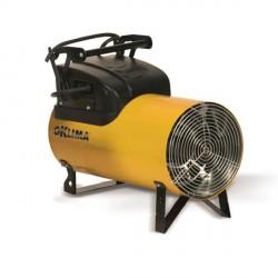 Generatore Mobile d'aria Calda OKLIMA SK60C a Corrente Elettrica - OKLIMA 06SK103