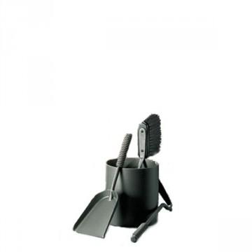 Mini-barilotto per stufa con 3 accessori diam. cm 15x30 h - BEL FER 795