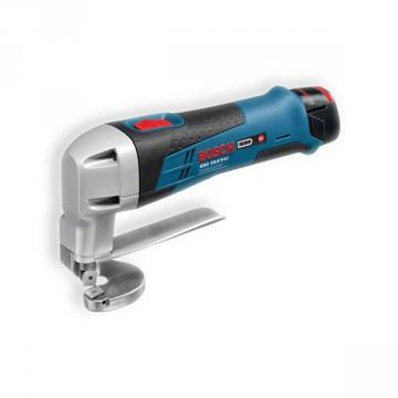 Cesoia a batteria Bosch per Metalli GSC 10,8 V-LI L-BOXX Professional + Valigia