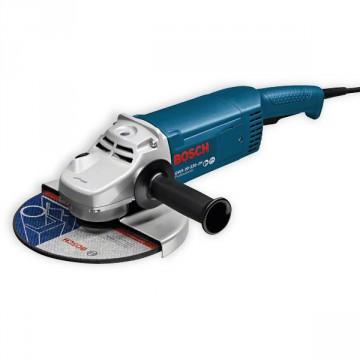 Smerigliatrice Angolare Flessibile 2000 W - Bosch GWS 20-230 JH Professional - Diametro Disco 230 mm - 0601850 M03