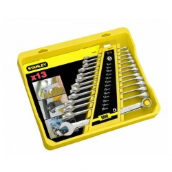 Set 13 Chiavi Cromate Combinate - STANLEY 4-94-648