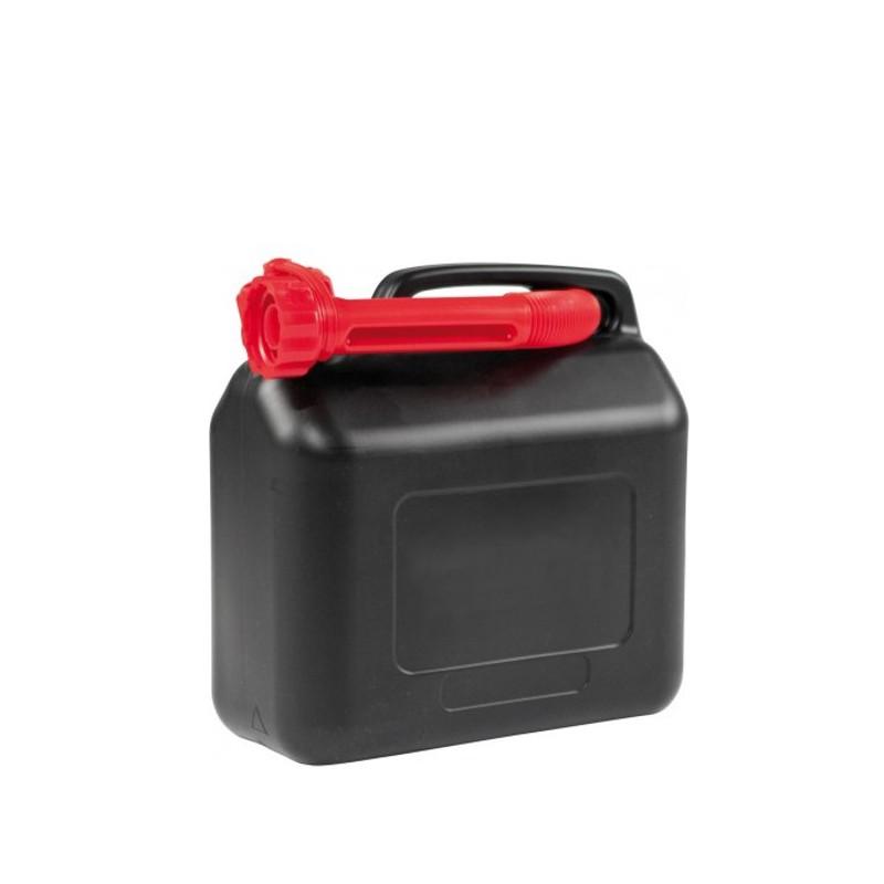 Tanica in plastica per carburante 5l for Contenitori in plastica da giardino