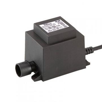 Trasformatore per impianti max 60W 12Volts per esterno