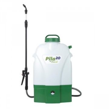 Nebulizzatore Pila 20 elettrico a batteria 20 litri a zaino - RIBIMEX