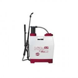 Nebulizzatore Vito 12 ad accumulo di pressione per prodotti aggressivi 6,85 litri a tracolla - RIBIMEX