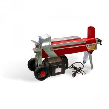 """Spaccalegna Orizzontale BELL WOODY 40 """"N"""" Motore Elettrico Monofase 2Hp - Potenza Spinta 4 T - Piano di Taglio 37 cm"""