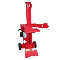 "Spaccalegna Verticale BELL SP V 8 ""E"" - TM Motore Elettrico Monofase 3Hp - Potenza Spinta 8 T - Tavola Mobile"