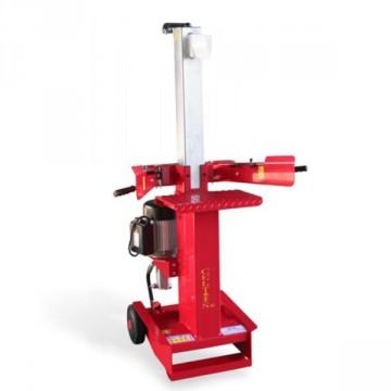 """Spaccalegna Verticale BELL CELTIS 80 """"E""""-TM Motore elettrico Monofase 3Hp - Potenza di spinta 8 T - Tavola Mobile"""