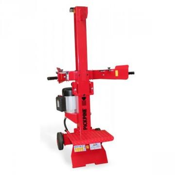 Spaccalegna Verticale BELL SPV 6 E - TM Motore Elettrico Monofase 3Hp - Potenza Spinta 6 - Tavola Mobile