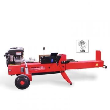 """Spaccalegna Orizzontale BELL SP 21 B&S """"NEW"""" Motore a Scoppio B&S 4Hp - Potenza Spinta 5,5 T - Piano di Taglio 53 cm"""